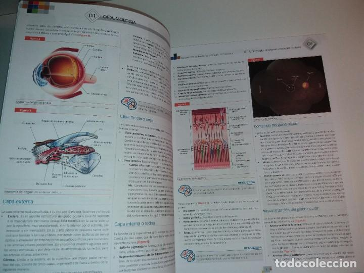 Libros: OFTALMOLOGIA ESTUPENDO MANUAL COMPENDIO DE TODA LA OFTALMOLOGIA NUEVO 2018 MIR - Foto 4 - 220432130