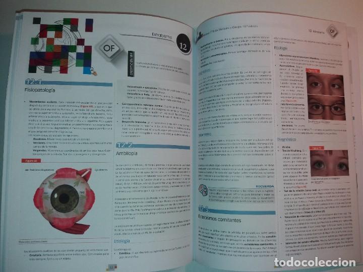 Libros: OFTALMOLOGIA ESTUPENDO MANUAL COMPENDIO DE TODA LA OFTALMOLOGIA NUEVO 2018 MIR - Foto 26 - 220432130
