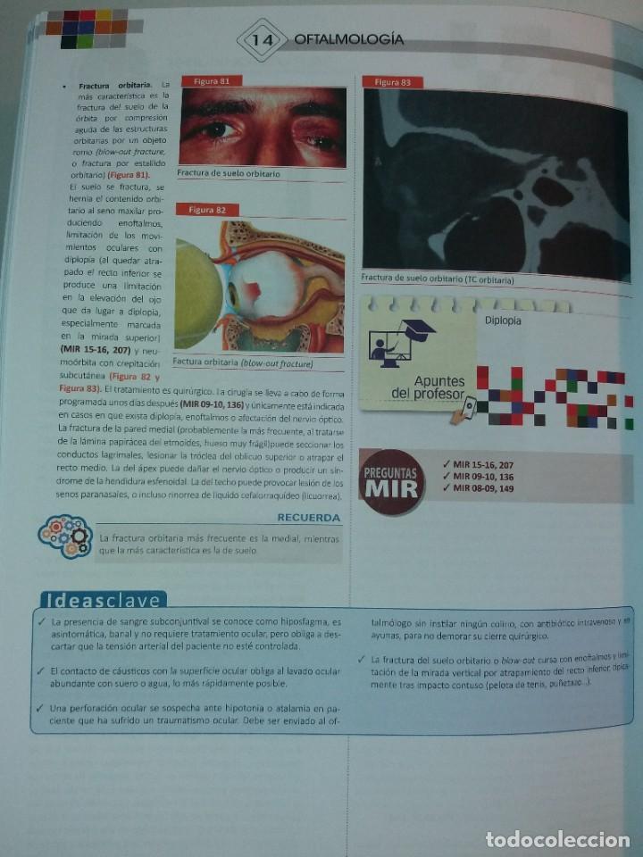 Libros: OFTALMOLOGIA ESTUPENDO MANUAL COMPENDIO DE TODA LA OFTALMOLOGIA NUEVO 2018 MIR - Foto 31 - 220432130