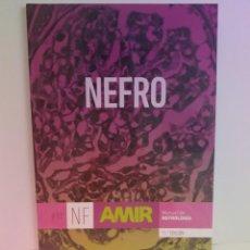 Libros: NEFROLOGIA ESTUPENDO MANUAL COMPENDIO DE TODA LA NEFROLOGIA NUEVO 2018 MIR. Lote 224243325