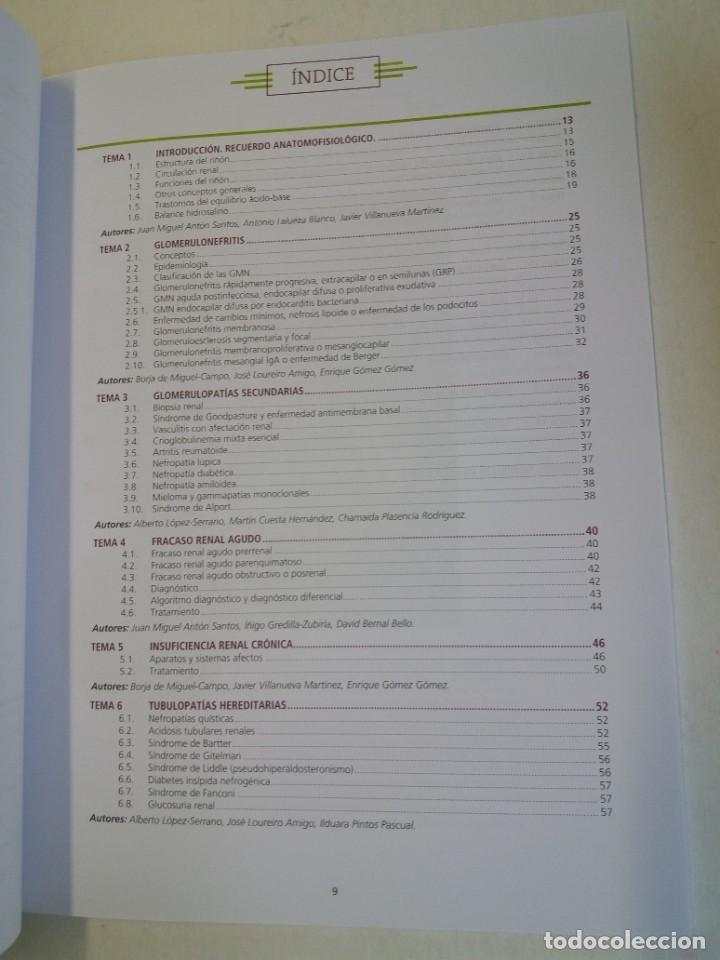 Libros: NEFROLOGIA ESTUPENDO MANUAL COMPENDIO DE TODA LA NEFROLOGIA NUEVO 2018 MIR - Foto 2 - 224243325