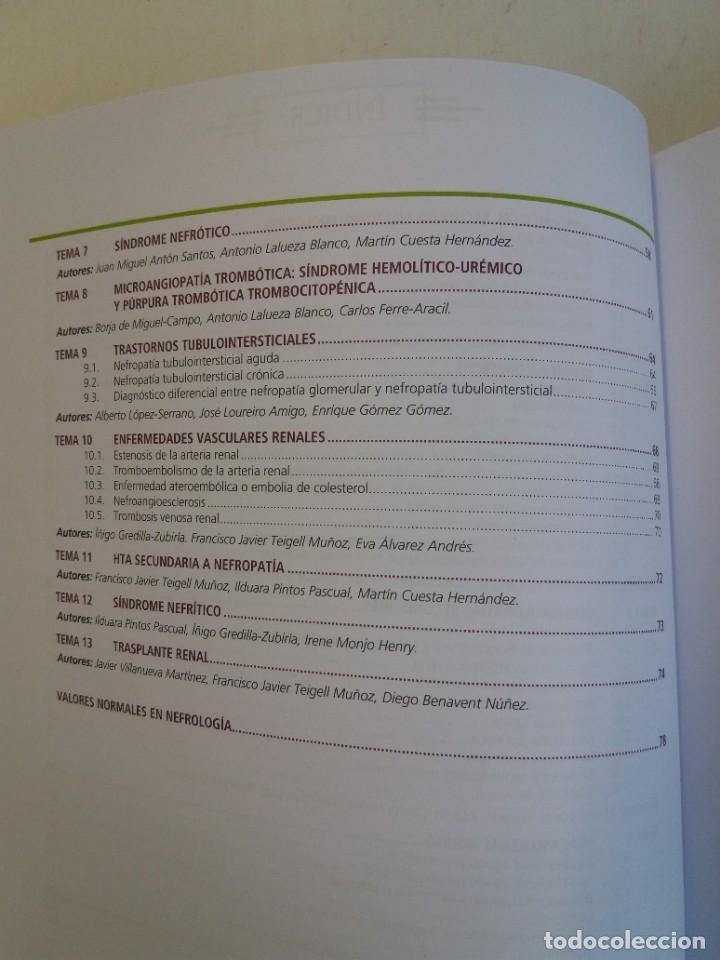 Libros: NEFROLOGIA ESTUPENDO MANUAL COMPENDIO DE TODA LA NEFROLOGIA NUEVO 2018 MIR - Foto 3 - 224243325