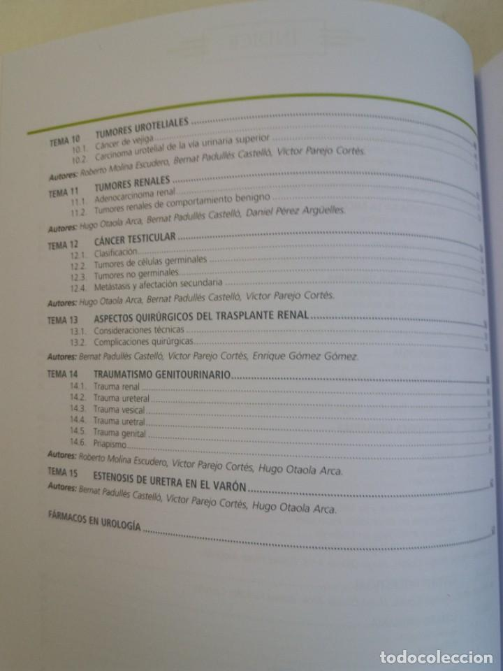 Libros: UROLOGIA ESTUPENDO MANUAL COMPENDIO DE TODA LA UROLOGIA NUEVO 2018 MIR - Foto 4 - 224243742