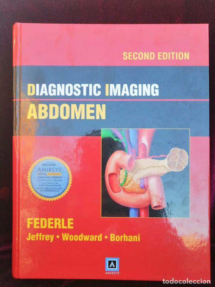 Libros: DIAGNOSTIC IMAGING – ABDOMEN - Foto 1 - 226785604