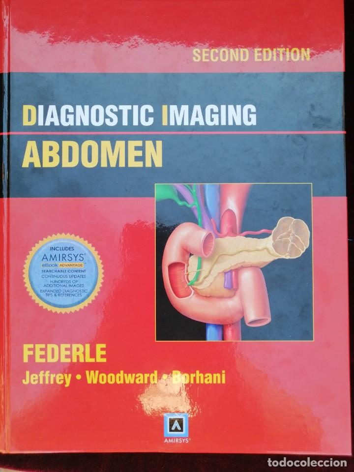 Libros: DIAGNOSTIC IMAGING – ABDOMEN - Foto 3 - 226785604