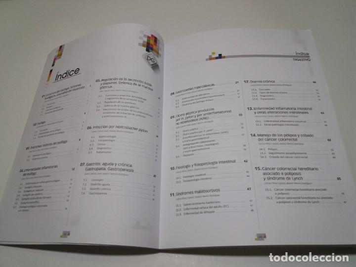 Libros: DIGESTOLOGIA ESTUPENDO MANUAL COMPENDIO DE TODO EL APARATO DIGESTIVO NUEVO 2017 MIR - Foto 4 - 227326305