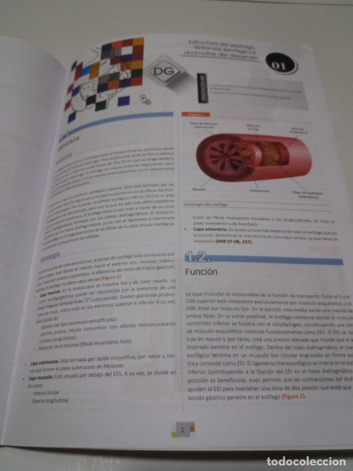 Libros: DIGESTOLOGIA ESTUPENDO MANUAL COMPENDIO DE TODO EL APARATO DIGESTIVO NUEVO 2017 MIR - Foto 6 - 227326305