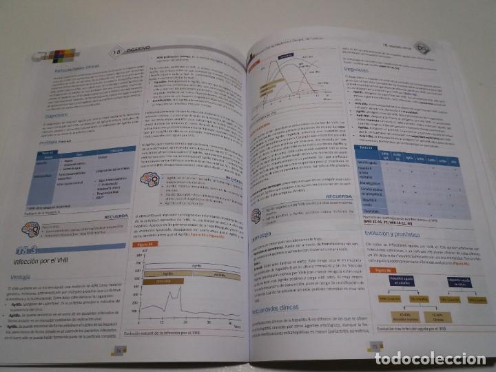 Libros: DIGESTOLOGIA ESTUPENDO MANUAL COMPENDIO DE TODO EL APARATO DIGESTIVO NUEVO 2017 MIR - Foto 25 - 227326305