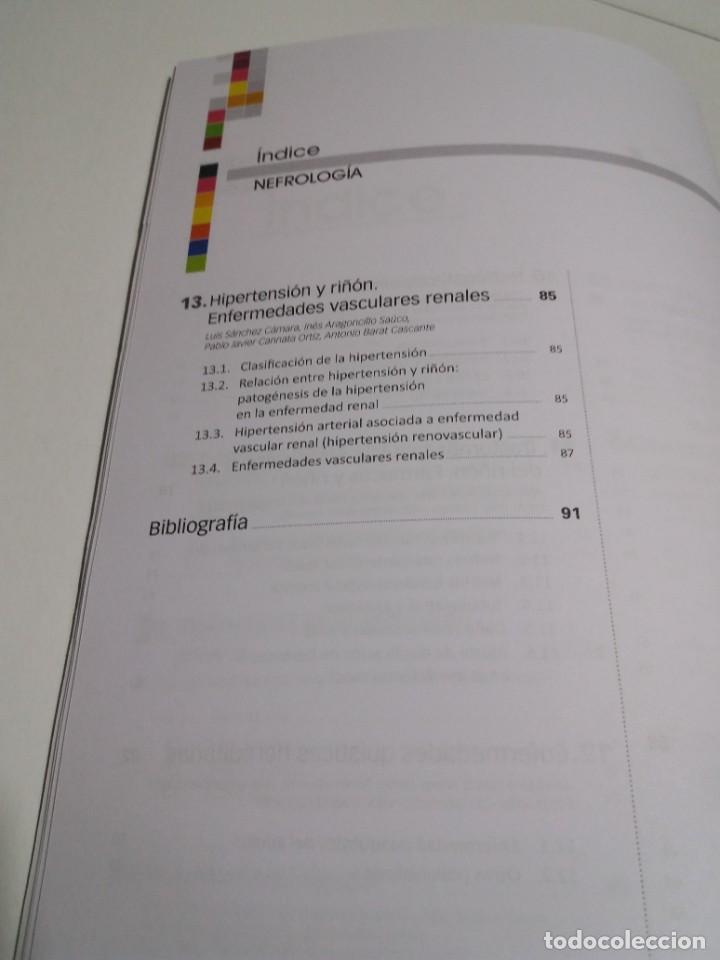 Libros: NEFROLOGIA ESTUPENDO MANUAL COMPENDIO DE TODA LA NEFROLOGIA NUEVO 2018 MIR - Foto 5 - 227444195