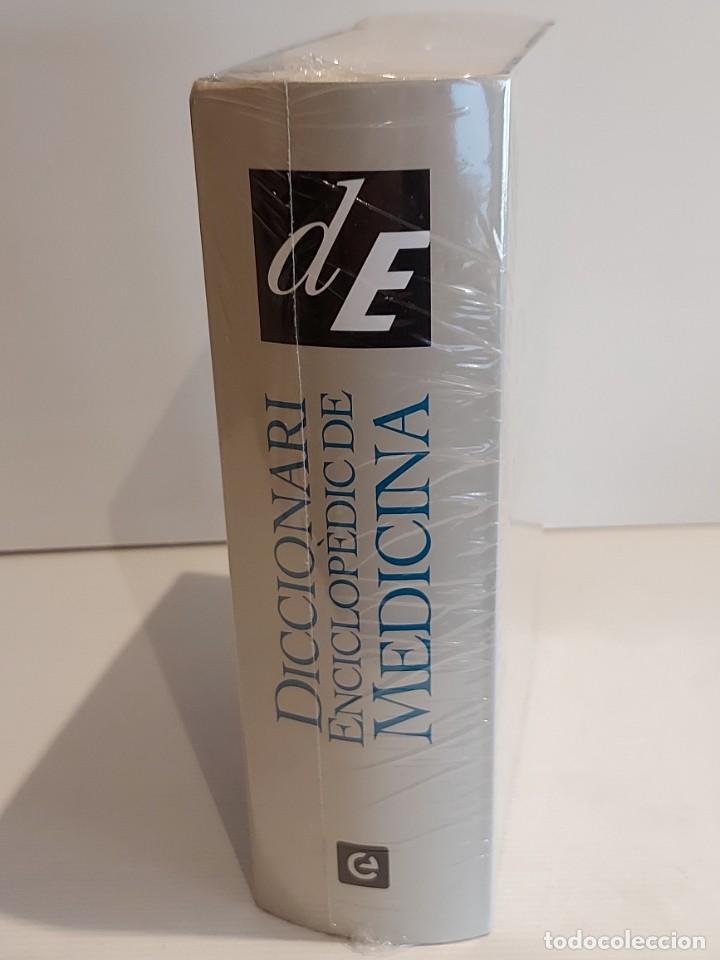 Libros: DICCIONARI ENCICLOPÈDIC DE MEDICINA / ED: ENCICLOPÈDIA CATALANA-2000 / PRECINTADO A ESTRENAR. - Foto 3 - 228869940