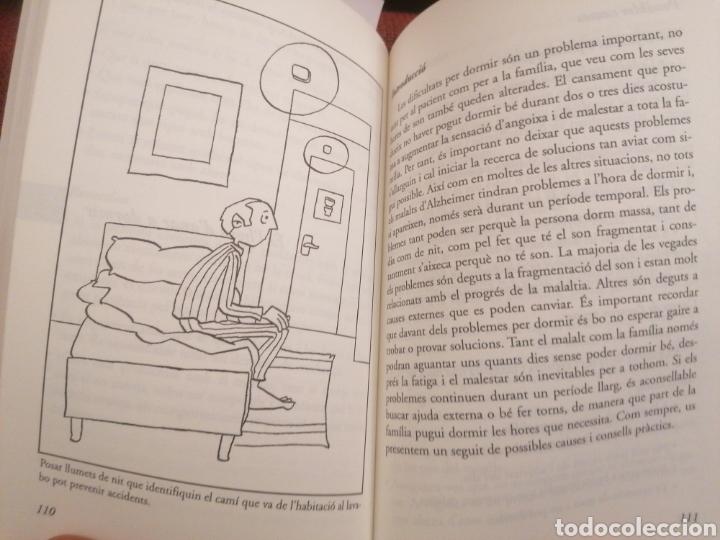 Libros: Guia pràctica per entendre els comportaments dels malalts dAlzheimer. J. Vila Miravent. 1ed. - Foto 2 - 229368745