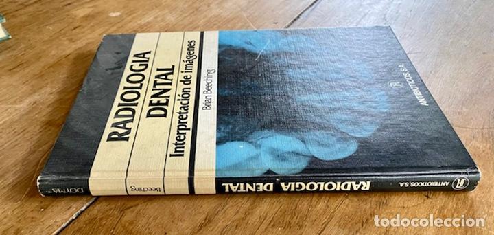 Libros: Radiología dental / Brian Beeching / 1983 - Foto 2 - 238732650