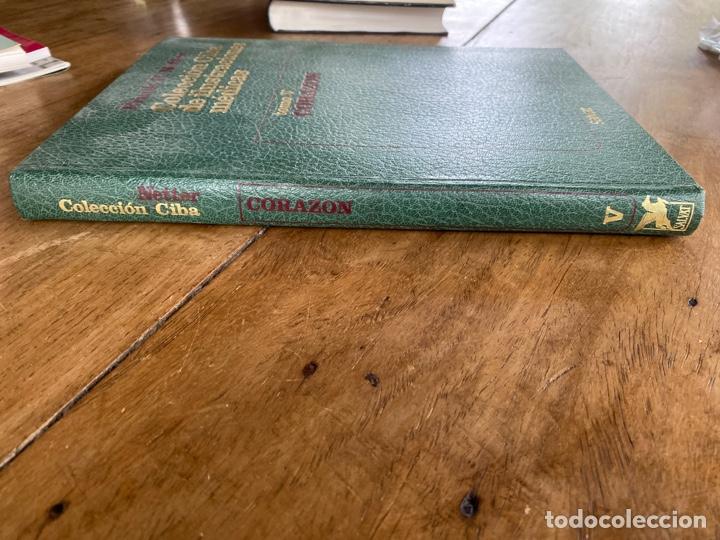 Libros: Tomo V Corazón/ Colección Ciba de ilustraciones médicas/ 1976 - Foto 2 - 238738975