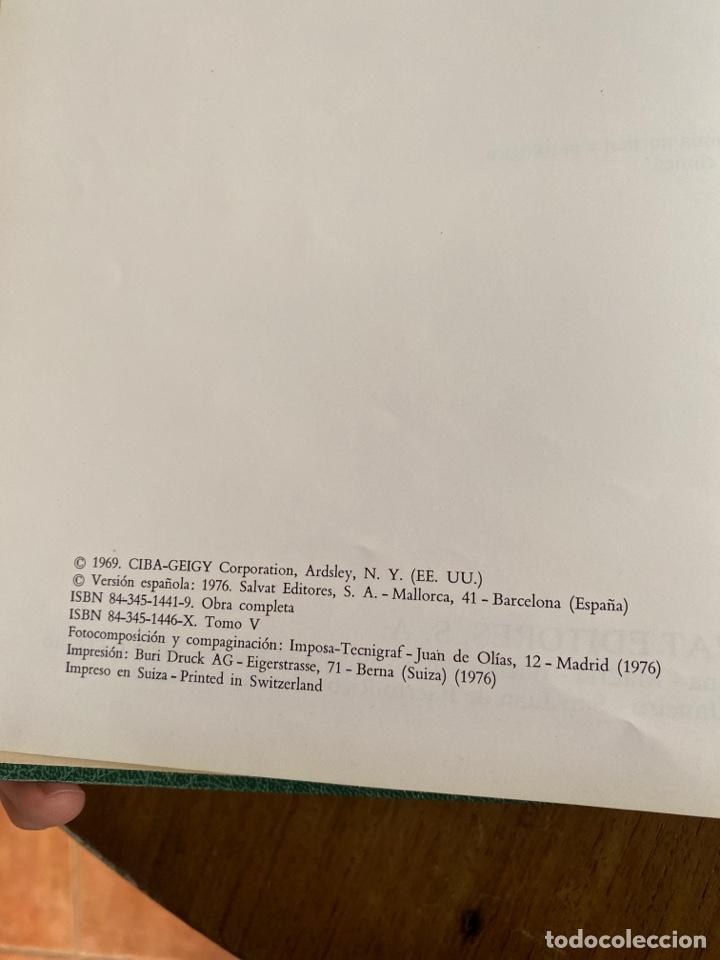 Libros: Tomo V Corazón/ Colección Ciba de ilustraciones médicas/ 1976 - Foto 5 - 238738975