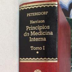 Libros: PRINCIPIO DE MEDICINA INTERNA - TOMO I. Lote 242928015