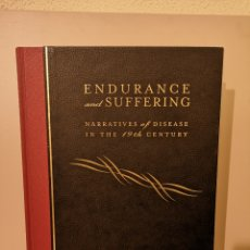 Libros: LIBRO MEDICINA - - JOHN WOOD - - ENDURANCE AND SUFFERING. Lote 243405795
