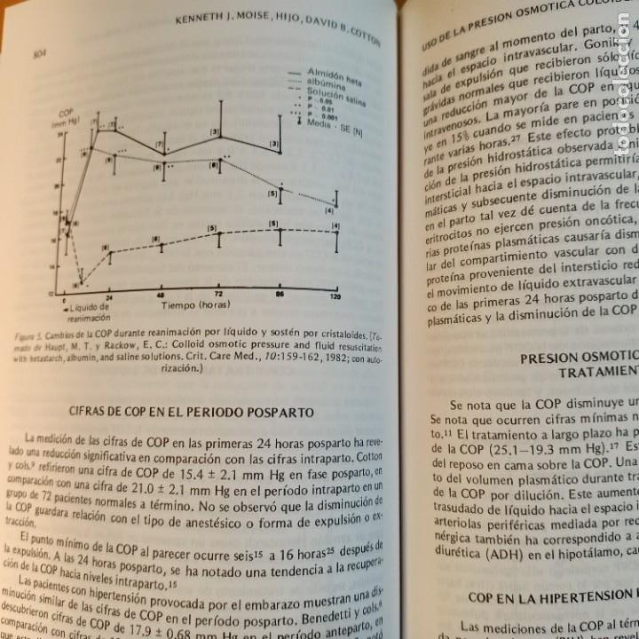 Libros: CLINICAS DE PERINATOLOGIA, VOL. 4/1986, MEDICINA / MEDICINE, INTERAMERICANA, 1986 - Foto 2 - 243838300