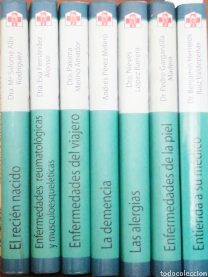 LOTE 7 LIBROS. MEDICO EN CASA (Libros Nuevos - Ciencias, Manuales y Oficios - Medicina, Farmacia y Salud)
