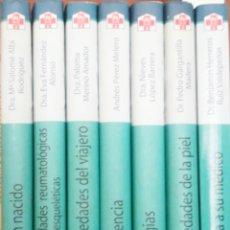 Libros: LOTE 7 LIBROS. MEDICO EN CASA. Lote 244587515