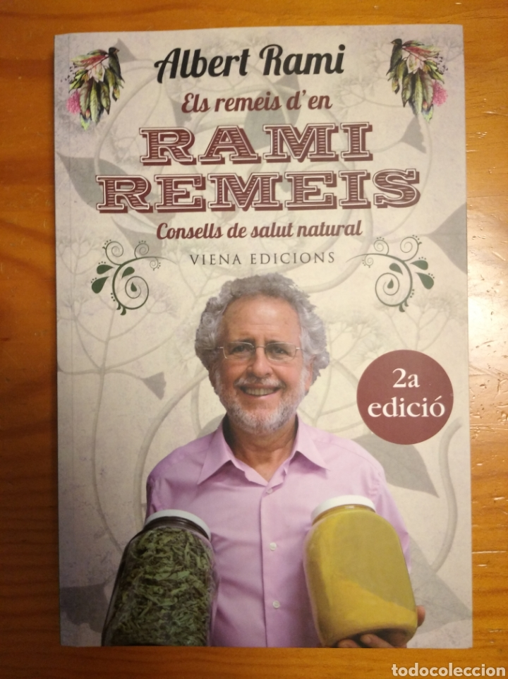 ELS REMEIS D'EN RAMI REMEIS. CONSELLS DE SALUT NATURAL. ALBERT RAMI. (Libros Nuevos - Ciencias, Manuales y Oficios - Medicina, Farmacia y Salud)