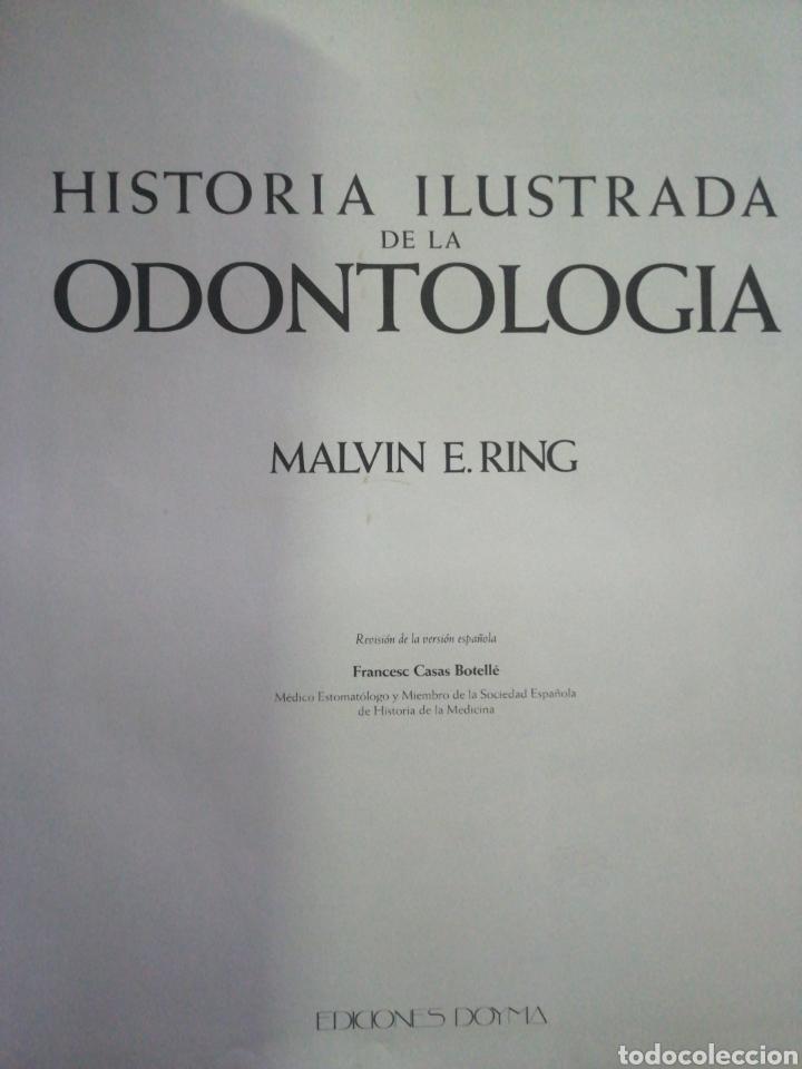 Libros: Historia de la Odontología - Foto 5 - 253956460