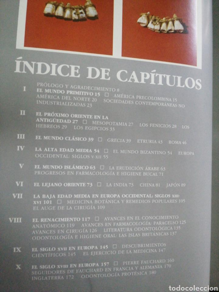 Libros: Historia de la Odontología - Foto 6 - 253956460