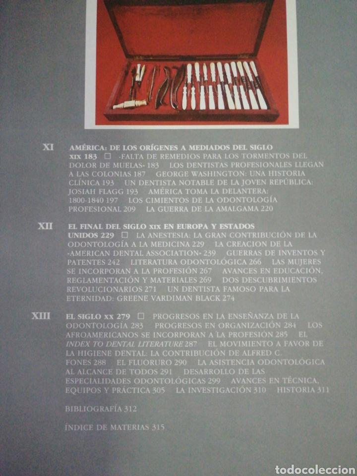 Libros: Historia de la Odontología - Foto 7 - 253956460
