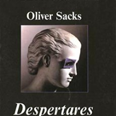 Livros: DESPERTARES. OLIVER SACKS. Lote 260742795