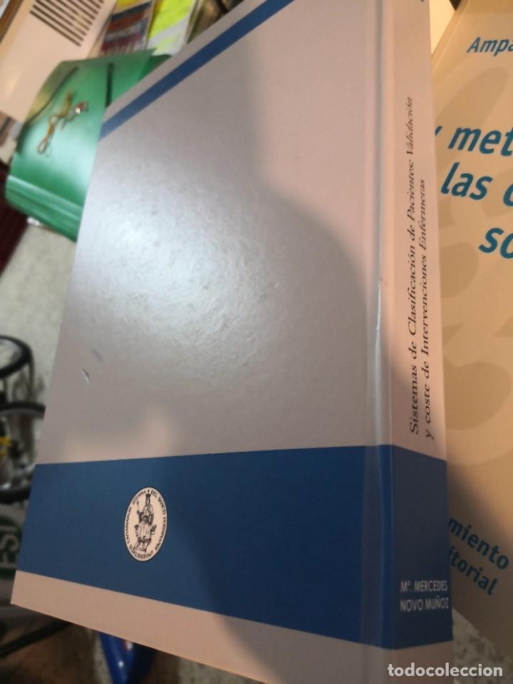 Libros: Gran libro tesis doctoral. UNIVERSIDAD DE LA LAGUNA AÑO 2008 FIRMADO DOCTOR ANTONIO SIERRA LOPEZ - Foto 2 - 263951340