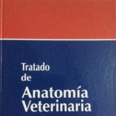 Livres: TRATADO DE ANATOMÍA VETERINARIA. TOMO 1. EMBRIOLOGÍA. SANDOVAL. NUEVO. Lote 267384779