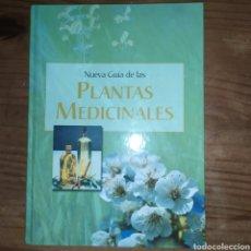 Libros: NUEVA GUÍA DE LAS PLANTAS MEDICINALES. Lote 268125824
