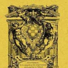 Libros: HISTORIA DE LA COMPOSICION DEL CUERPO HUMANO. VALVERDE DE AMUSCO JUAN. Lote 271941143