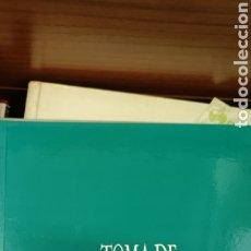 Libros: TOMA DE DECISIONES EN HIPERTENSIÓN J.M ALCÁZAR DE LA OSSA. Lote 275926033