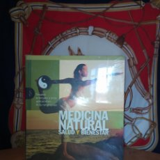 Libros: MEDICINA NATURAL. Lote 277575773