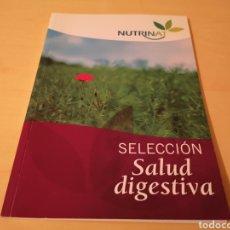 Libros: SELECCIÓN SALUD DIGESTIVA NUTRINAT. Lote 278430398