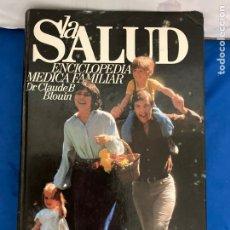 Libros: ENCICLOPEDIA DE SALUD ,. Lote 283050548