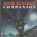Libros: IRON MAIDEN - COMPANION ( MARCO GAMBA-NICOLA VISENTINI ) MAIDEN COLLECTORS. Lote 158137782