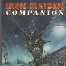 Libros: IRON MAIDEN - COMPANION ( MARCO GAMBA-NICOLA VISENTINI ) MAIDEN COLLECTORS. Lote 205531242
