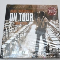 Libros: BRUCE SPRINGSTEEN ON TOUR 1968 2005 DAVE MARSH BIOGRAFÍA DEFINITIVA AUTORIZADA NUEVO DE DISTRIBUIDOR. Lote 50287829