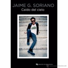 Libros: JAIME G. SORIANO CAIDO DEL CIELO - SEXY SADIE - SR. NADIE. Lote 54673846
