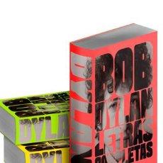 Libros: MÚSICA. LETRAS COMPLETAS - BOB DYLAN (CARTONÉ). Lote 67927853