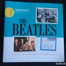 Livros: THE BEATLES BBC ARCHIVES. Lote 74232311