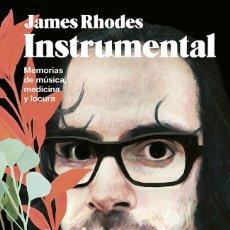 Libros: MÚSICA. INSTRUMENTAL - JAMES RHODES (CARTONÉ). Lote 134452602