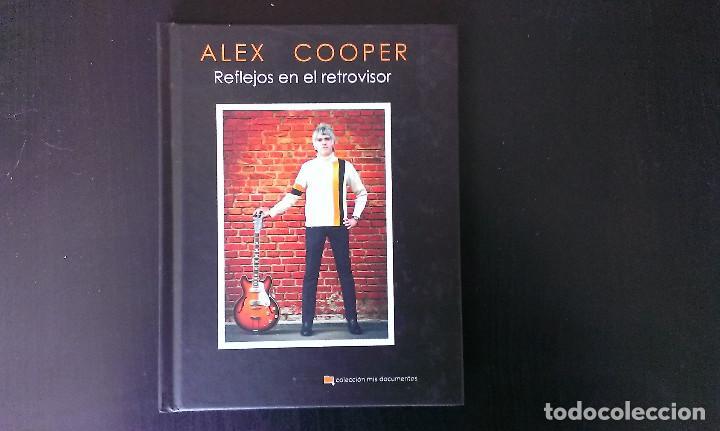 LIBRO REFLEJOS EN EL RETROVISOR ALEX COOPER LOS FLECHAZOS EDICIONES CHELSEA (Libros Nuevos - Bellas Artes, ocio y coleccionismo - Música)