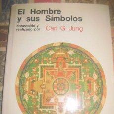 Libros: CARL JUNG EL HOMBRE Y SUS SÍMBOLOS (AGUILAR, 1969) LIBRO EDICION ORIGINAL NUEVO COMPLETO. Lote 92779075