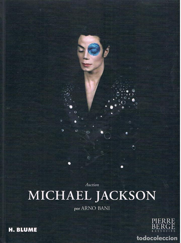 MICHAEL JACKSON POR ARNO BANI (Libros Nuevos - Bellas Artes, ocio y coleccionismo - Música)