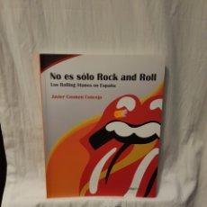 Libros: NO SÓLO ES ROCK AND ROLL . Lote 96526556