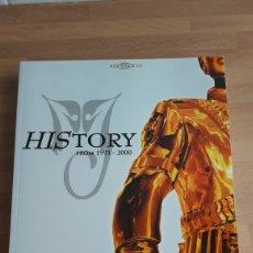 Libros: MICHAEL JACKSON COLLECTOR BOOK HISTORY. Lote 96953092