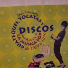 Libros: GUATEQUES TOCARLAS Y DISCOS. Lote 97678471
