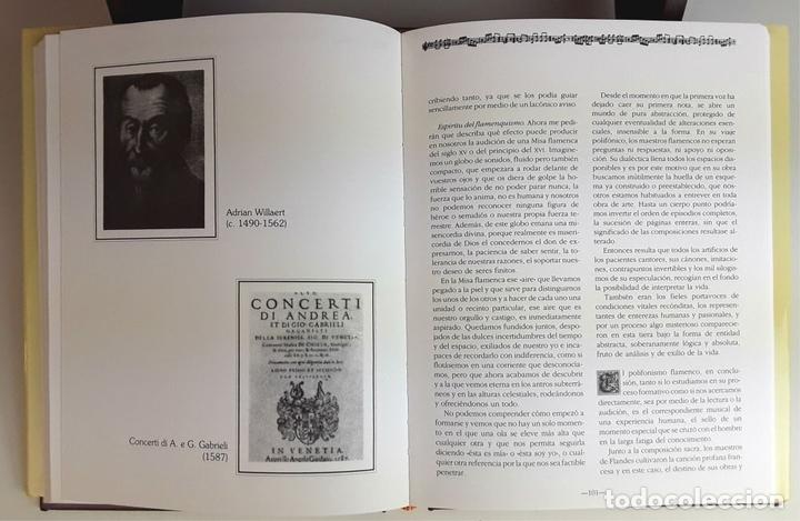 Libros: HISTORIA DE LA MÚSICA Y SUS COMPOSITORES. 4 TOMOS. G. PÉREZ . EDIT. EUROLIBER. 1993. - Foto 6 - 100491287